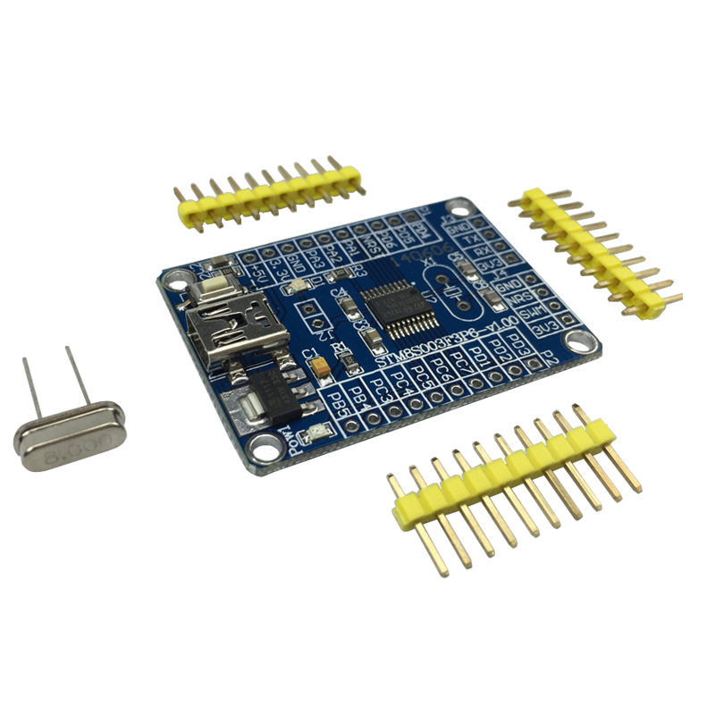 High-Quality-Mini-Board-STM8S003F3P6-Development-Board-Program-Module-With-Download-Serial-Port-Pin